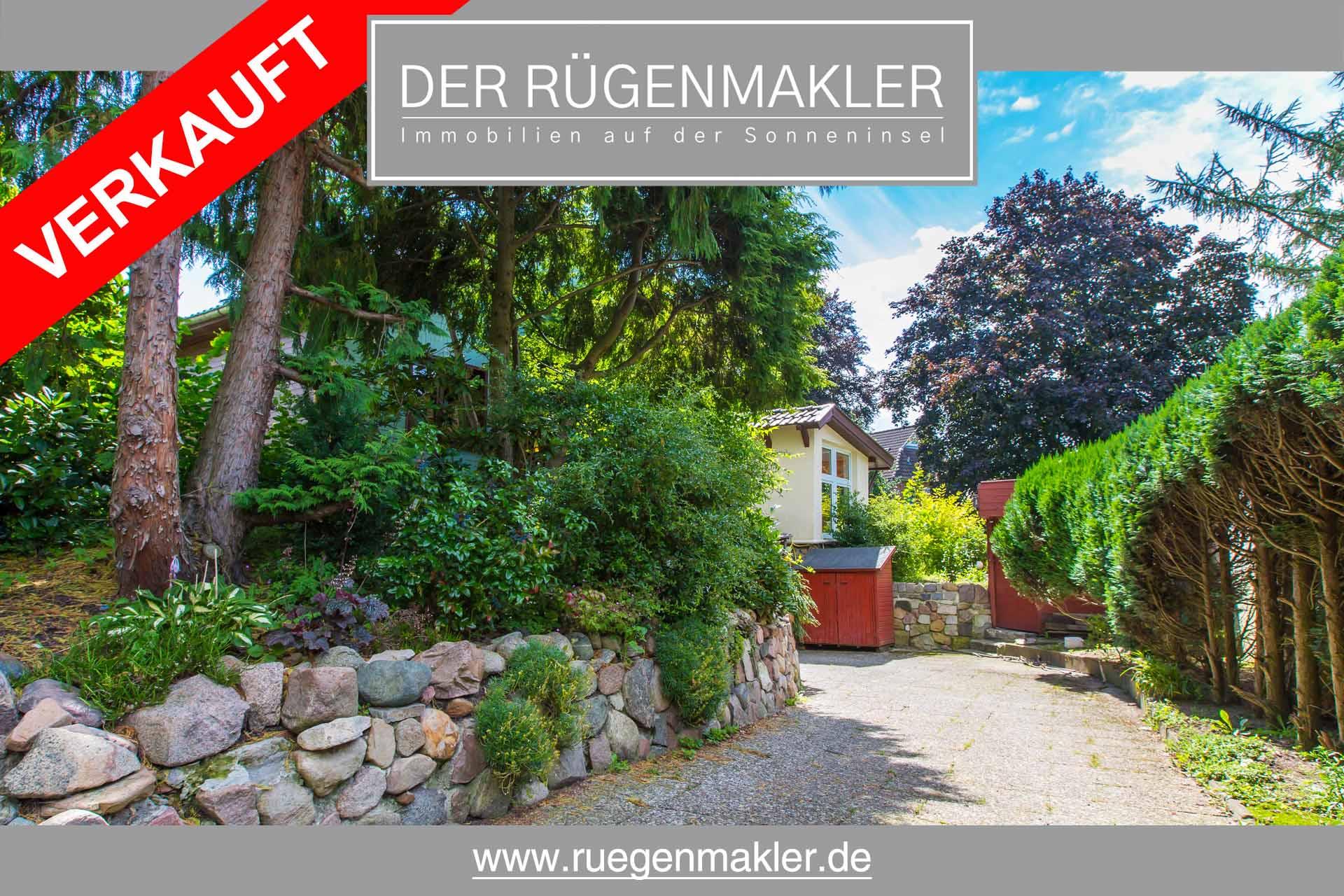 Ruegenmakler - Ferienhaus in Binz verkauft