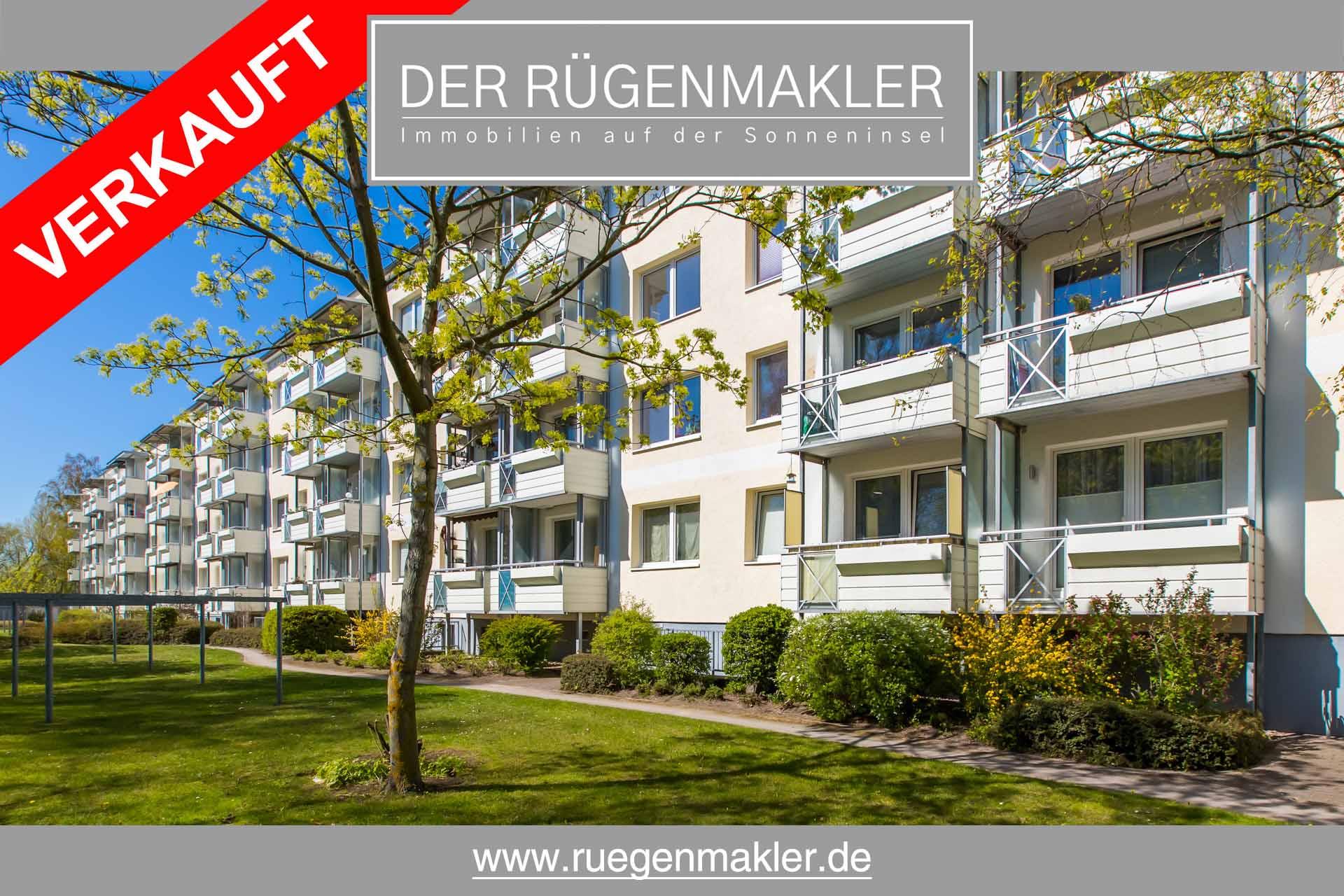 Ruegenmakler - Eigentumswohnung in Greifswald verkauft
