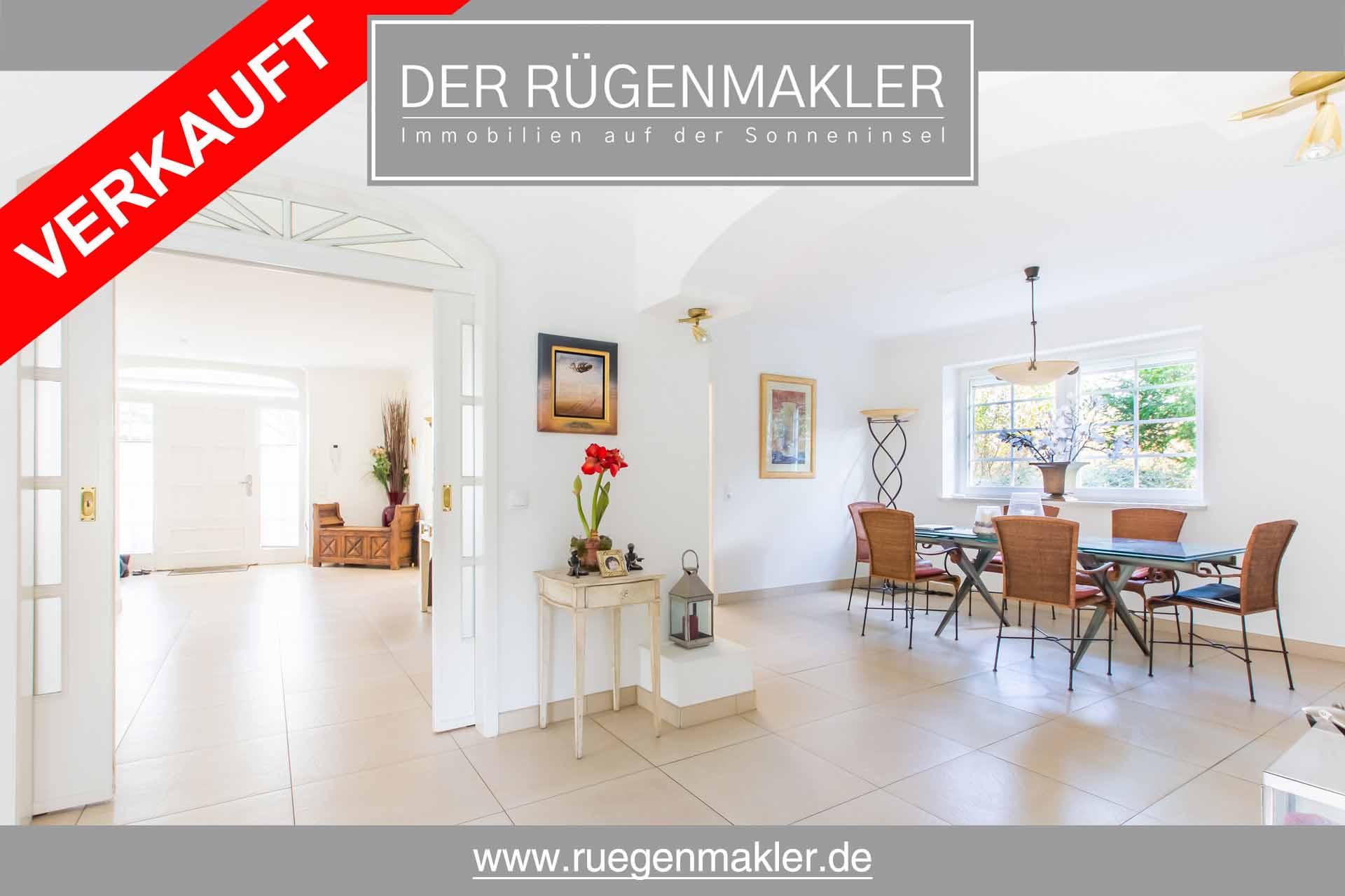Ruegenmakler - Anwesen in Seedorf verkauft