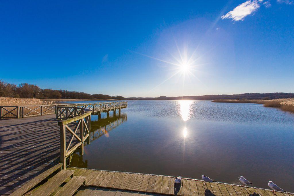 Rügenmakler - Schmachter See in Binz