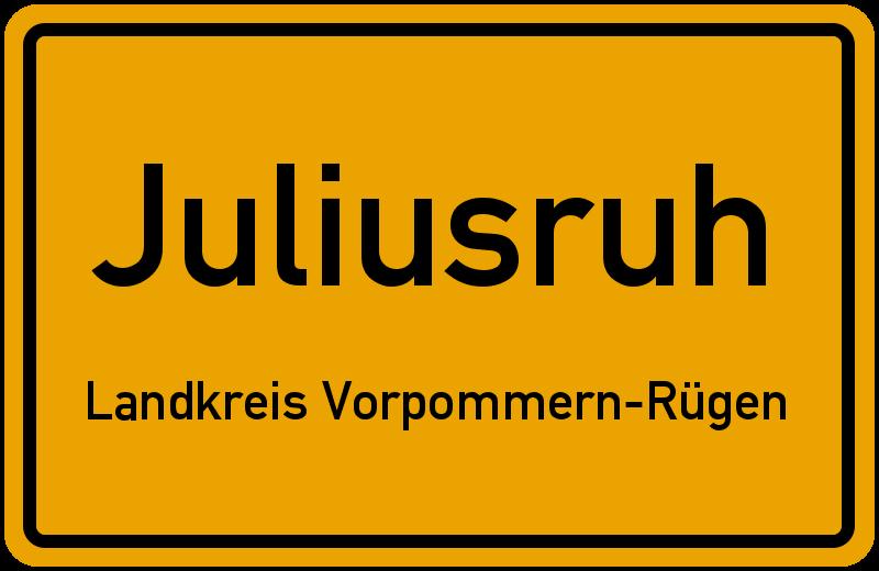 RÜGENMAKLER - Immobilienmakler für Juliusruh
