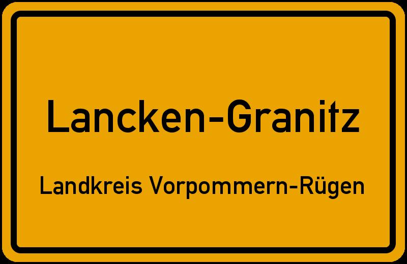 RÜGENMAKLER - Immobilienmakler für Lancken-Granitz