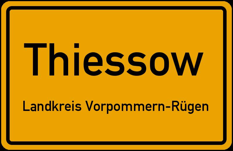 RÜGENMAKLER - Immobilienmakler für Thiessow