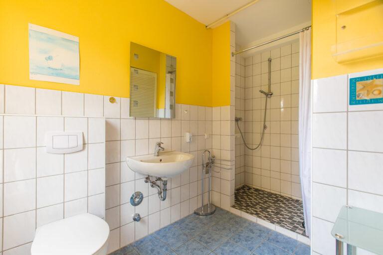 Wohnung EG links - Badezimmer