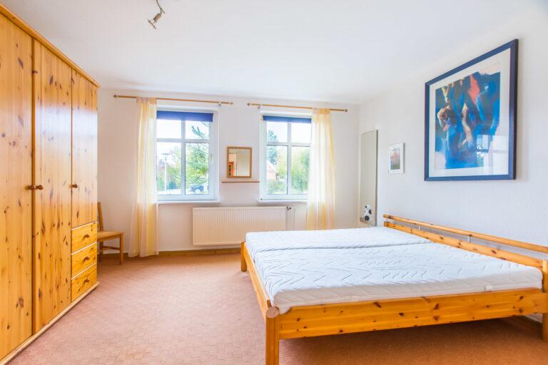 Wohnung EG links - Schlafzimmer