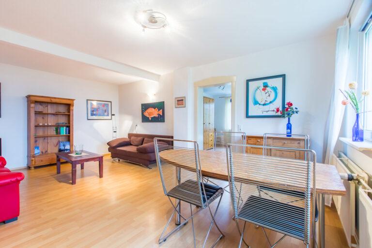 Wohnung EG links - Wohnzimmer