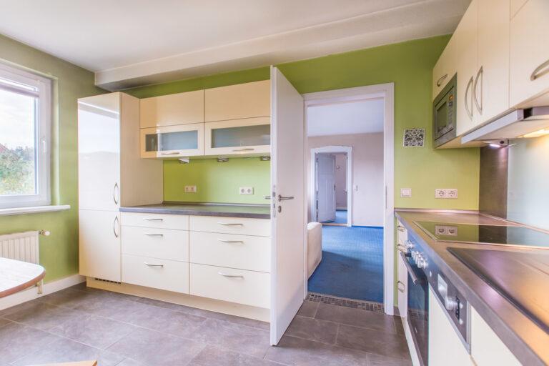 Wohnung EG rechts - Küche