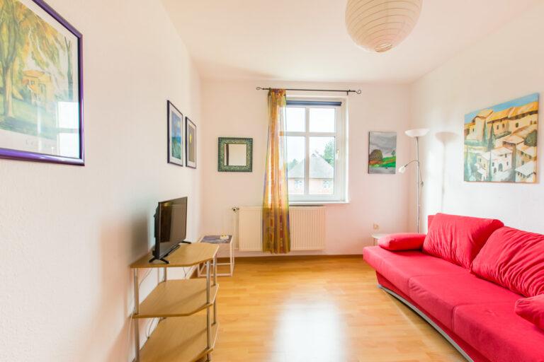 Wohnung OG rechts - 2. Schlafzimmer