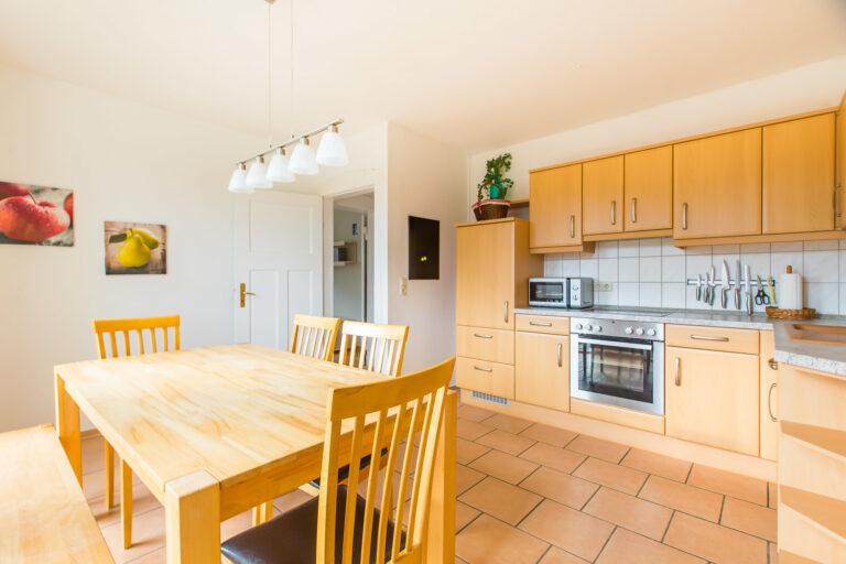 Wohnung OG rechts - Küche